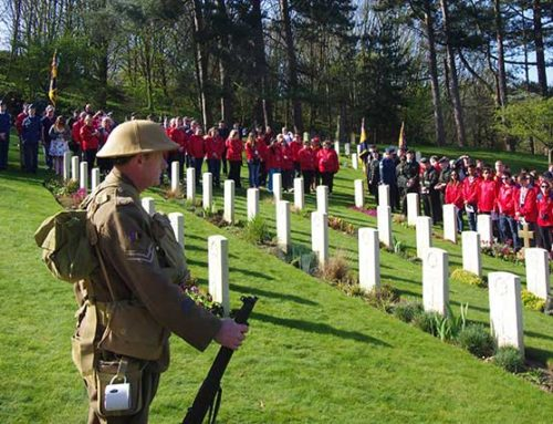 100th Anniversary of Vimy – 6th April 2017