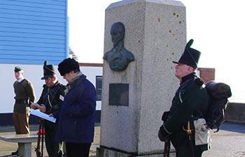 Sir John Moore Memorial